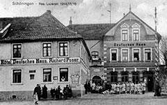 hotel schoeningen geschichte19 Historie