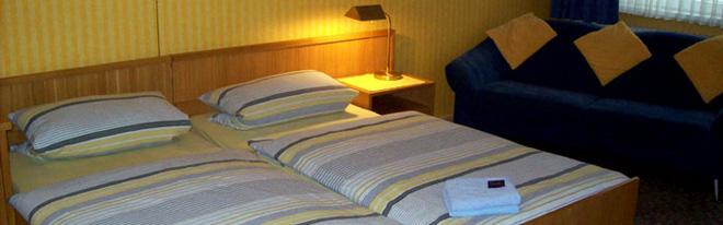 motelzimmer Fremdenzimmer